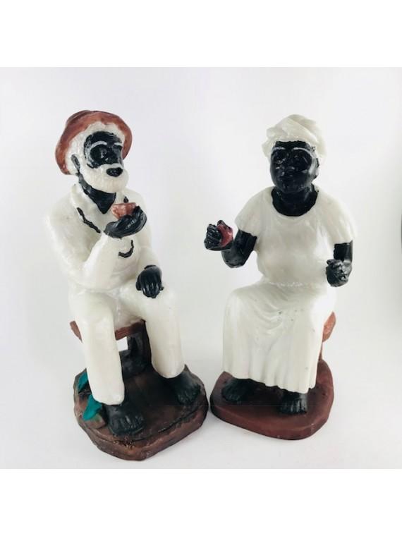 casal pretos velhos